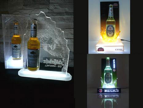 Display sobremesa led